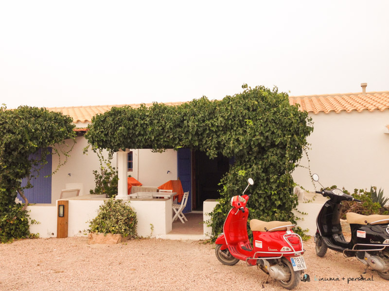 casita rural Illetes